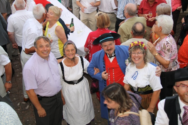 Marlenheim :Mariage de l'ami Fritz 14 et 15 aôut 2009 Img_3748