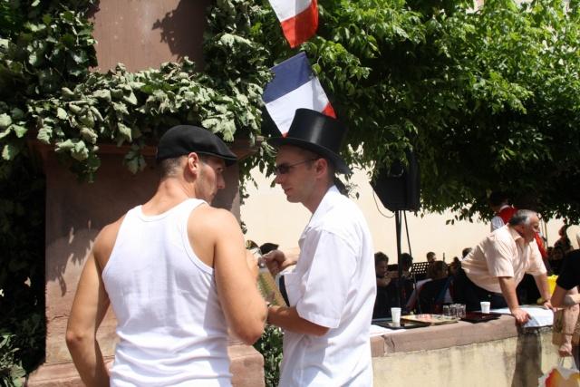 Wangen : fête de la fontaine 4, 5 et 6 juillet 2009 Jm_boc91