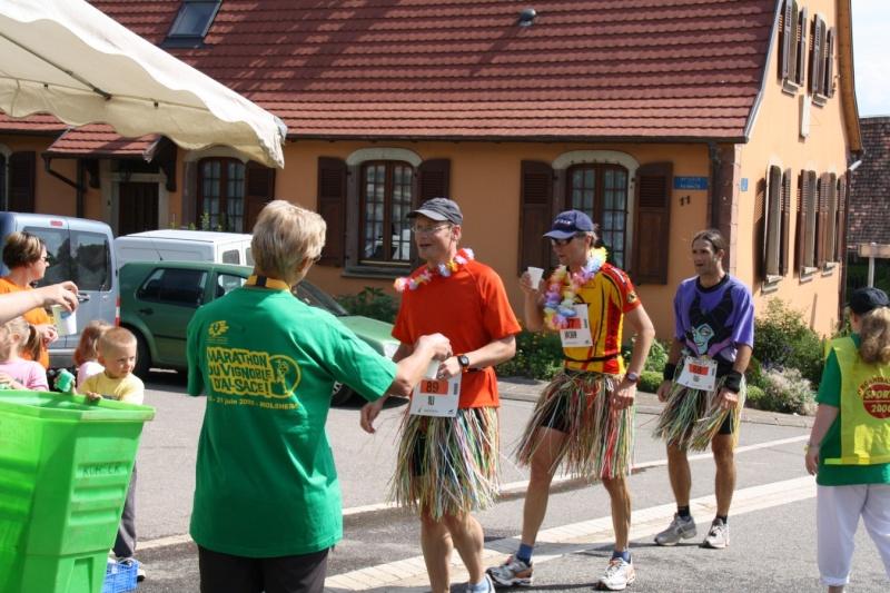 marathon - Edition 2009 du marathon du vignoble Marath14