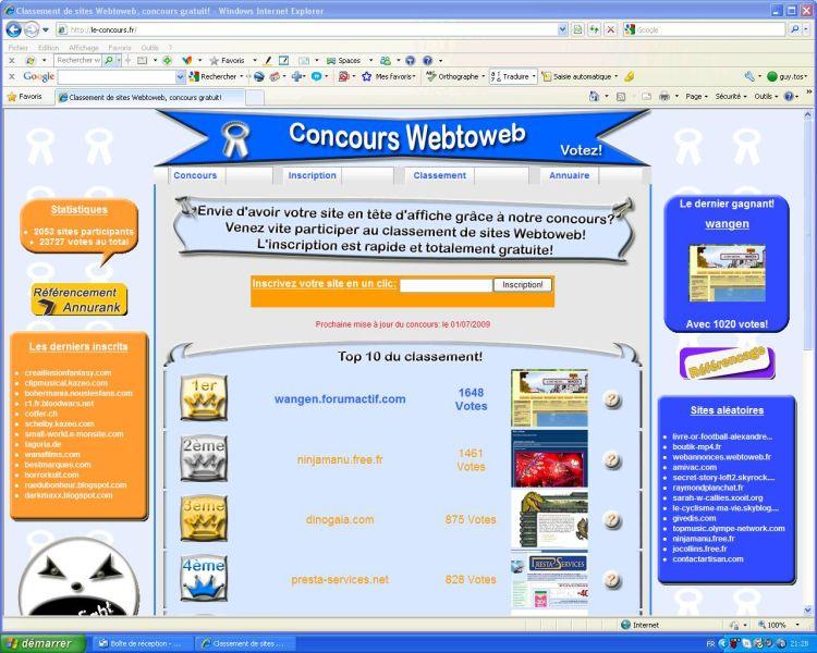 Il était une fois Wangen:1er au classement Webtoweb ! - Page 4 Photo_12