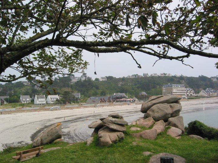 la cote de granite rose (trebeurden) 22 Trebeu13
