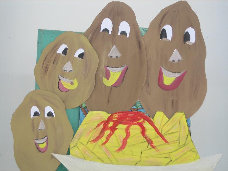 Grade 8 B Potato Festival Potato17