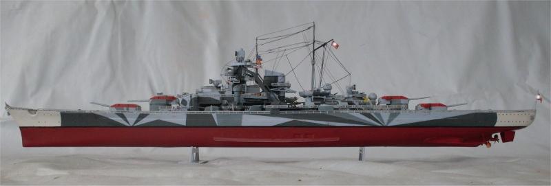 Tirpitz 1/400 Heller Tp110