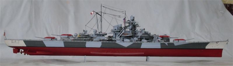 Tirpitz 1/400 Heller Tp210
