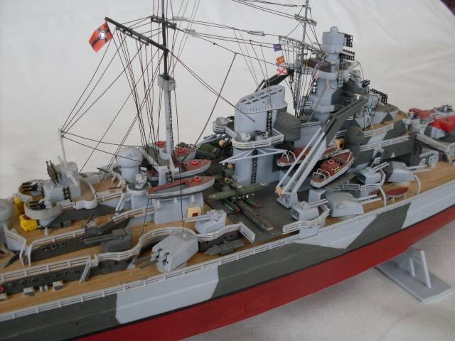 Tirpitz 1/400 Heller Tp311