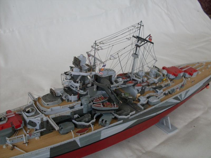 Tirpitz 1/400 Heller Tp410
