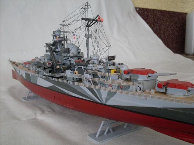 Tirpitz 1/400 Heller Tp510