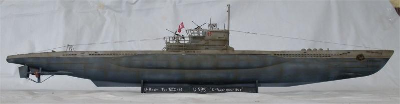 U-Boot Typ VII C/41 Revell 1/72 Ubo110