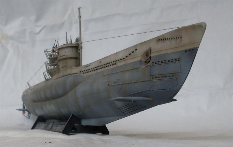 U-Boot Typ VII C/41 Revell 1/72 Ubo210