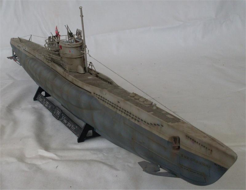 U-Boot Typ VII C/41 Revell 1/72 Ubo310