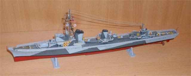 Zerstörer Typ 36 (mob) a   1/400 Heller Zerri114