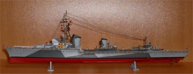 Zerstörer Typ 36 (mob) a   1/400 Heller Zerri210