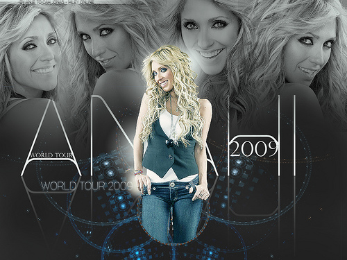 *Anahi RBD PrincesS*
