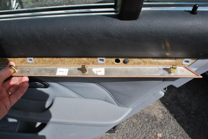 [E39 M57 an2002] Démontage garniture porte AR Dsc_0611