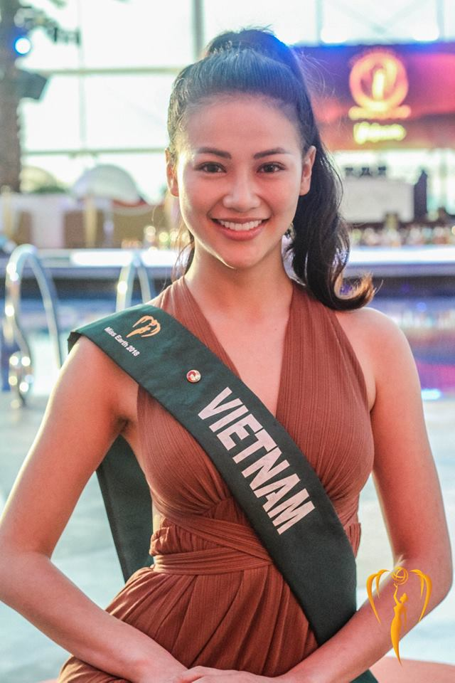 ** Official Thread of Miss Earth 2018-Phuong Khanh Nguyen from VIETNAM** 43877710