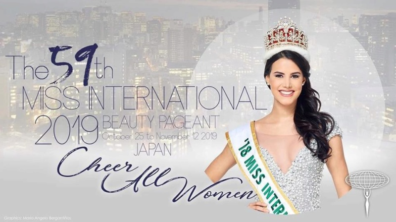 ***Road to Miss International 2019- OFFICIAL COVERAGE  (12 November)*** - Official photos p.11 56966710