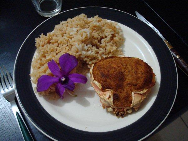 Crabes Farcis Dsc01610