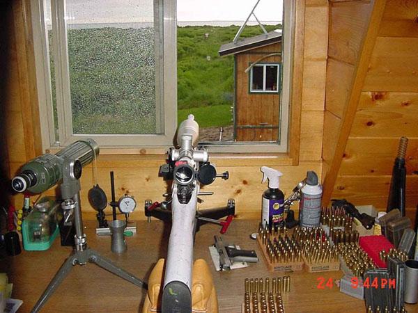 Lets see where you shoot... Range10