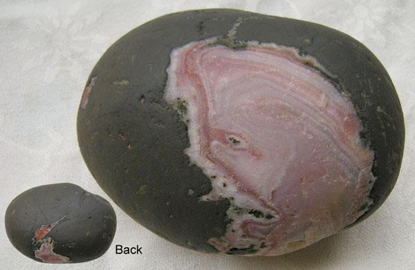 Chinese pattern stone Fish12
