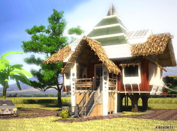 valeriano-abanador : Bahay Kubo of the Future Design Competition (FINAL) Bk2de-12