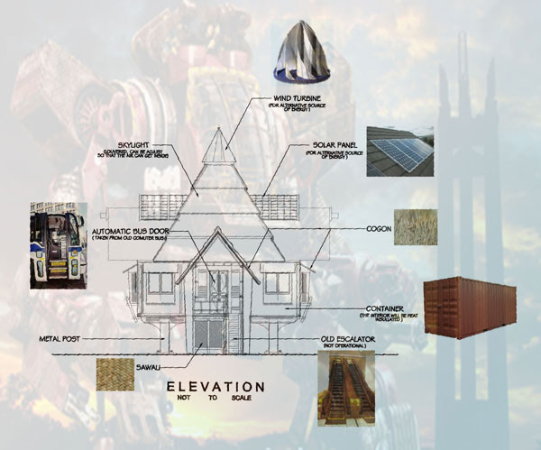 valeriano-abanador : Bahay Kubo of the Future Design Competition (FINAL) P-bk-211