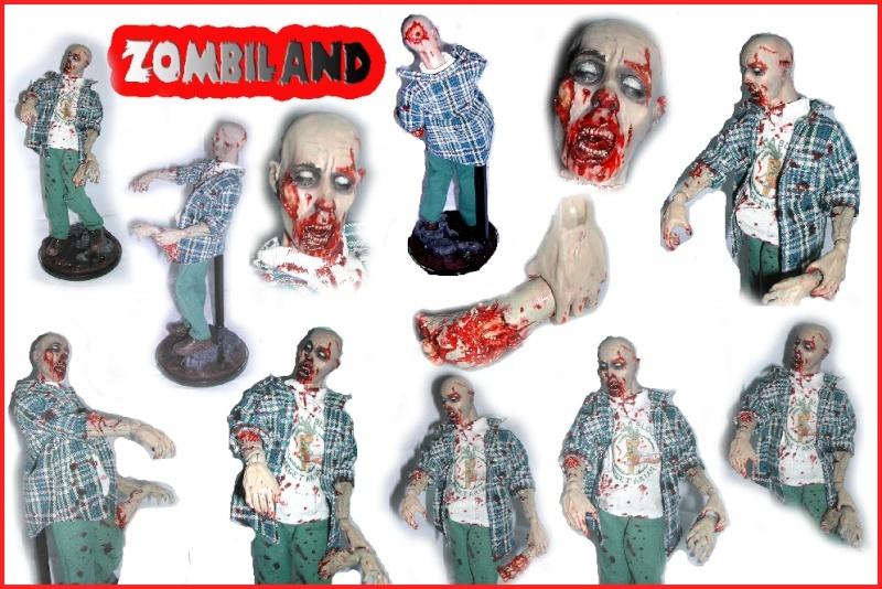 Galerie d'horreur, adresses, photos de créations.... Zombie10
