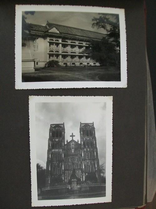 visite de HANOϨen 1950 militaire de l'armée de l'air et retour a  MARSEILLE 100_0682