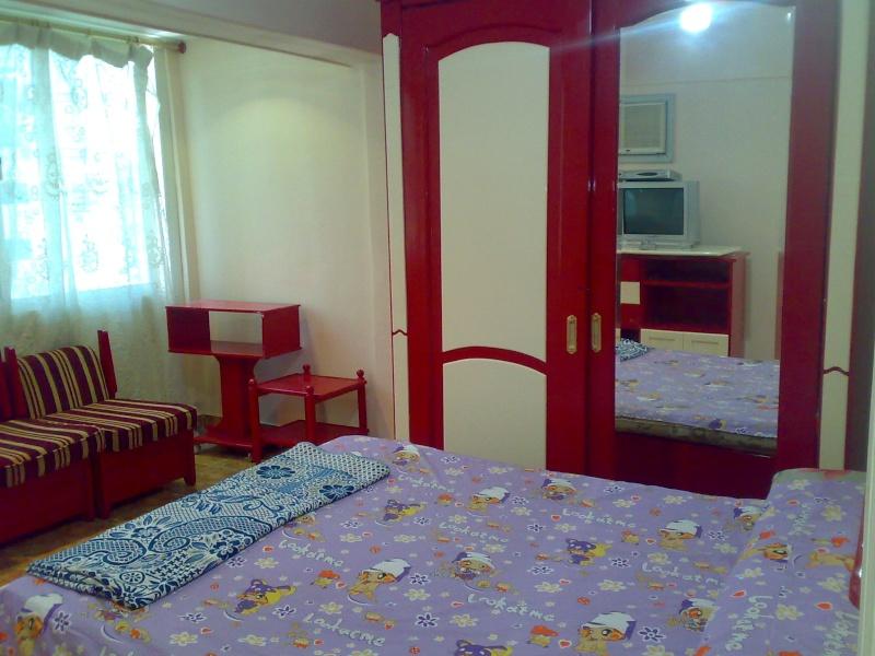 شقة سوبر لوكس مكيفة للإيجار مفروش تطل علي  شارع النصر قريبة من حدائق المنتزة - المعمورة  Ouoouo73