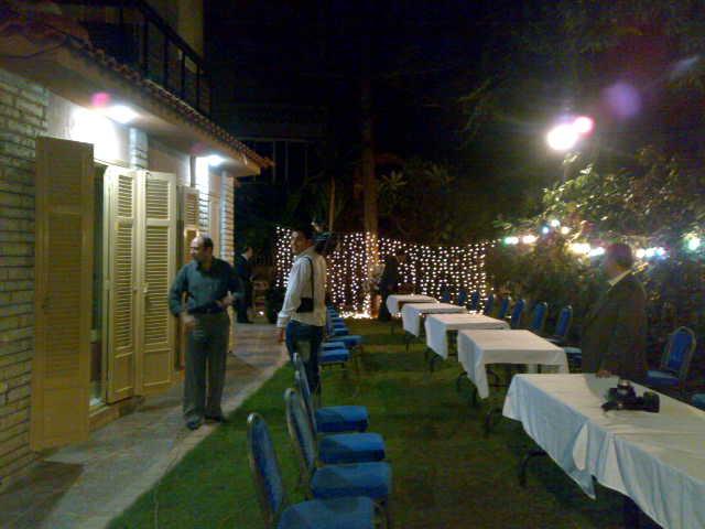 شقة أرضي بحديقة كبيرة ( فيلا ) للإقامة جميع الحفلات من حفلات الخطوبة والزفاف وأعياد الميلاد – المعمورة الشاطيء   Uuuuu184