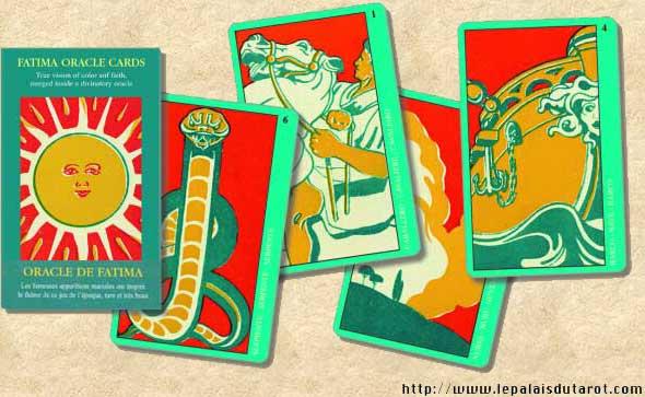 Les différentes versions des  cartes Lenormand - Page 6 Fatima10