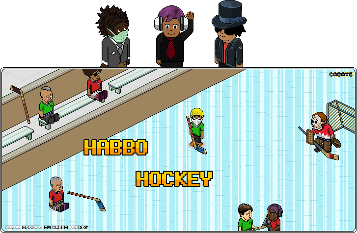 Le forum officiel du Hockey sur Habbo.fr