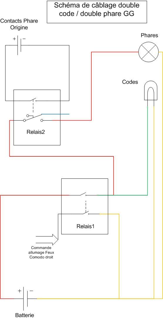 RESTAURATION DE L EX 900 GG DE KK - Page 10 Cablag11