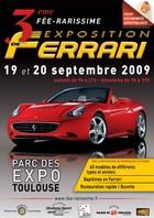 Fée Rarissime : 60 Ferrari au Parc Expo de Toulouse les 19 et 20 septembre 2009 Feerar10