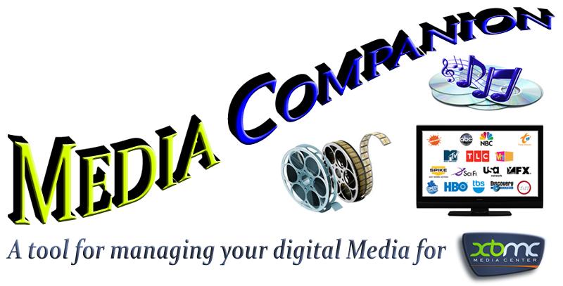 New Logo for Media Companion Mediac12