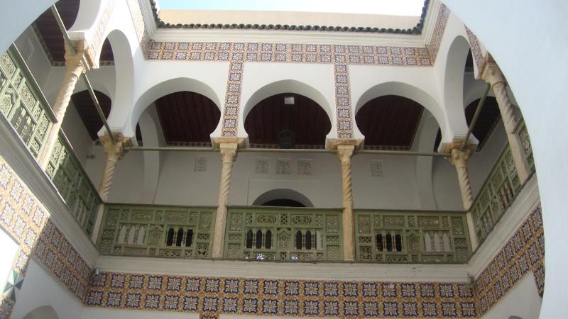 Centre des Arts et de la Culture du Palais des Raïs Dsc01011