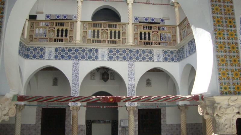 Centre des Arts et de la Culture du Palais des Raïs Dsc01013
