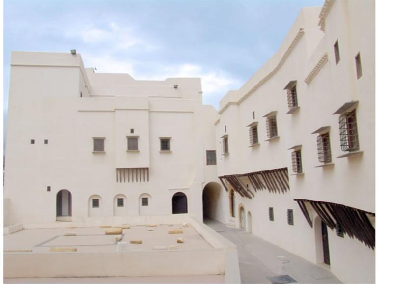 Centre des Arts et de la Culture du Palais des Raïs Maison11