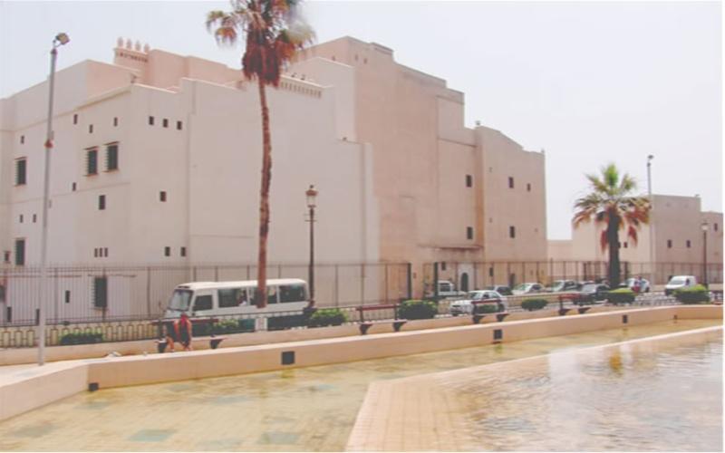 Centre des Arts et de la Culture du Palais des Raïs Vue20g10