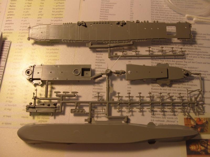 USS Enterprise CV 6 1/1200 Revell Sdc11117