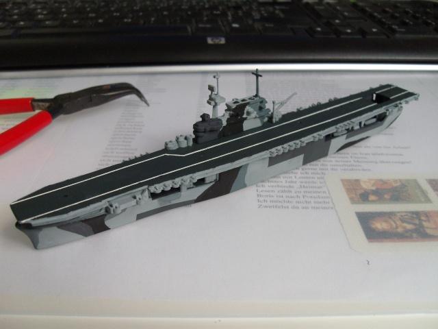 USS Enterprise CV 6 1/1200 Revell Sdc11118