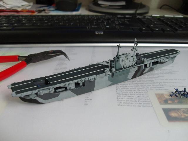 USS Enterprise CV 6 1/1200 Revell Sdc11119
