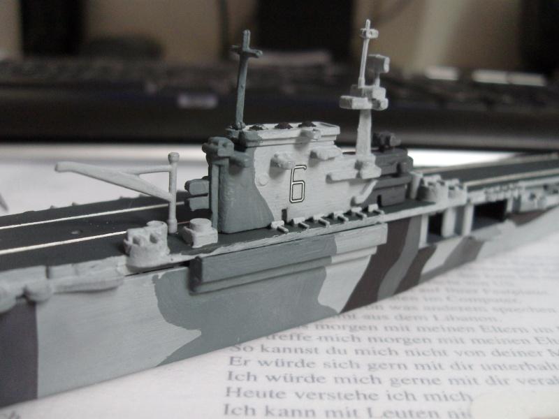 USS Enterprise CV 6 1/1200 Revell Sdc11120