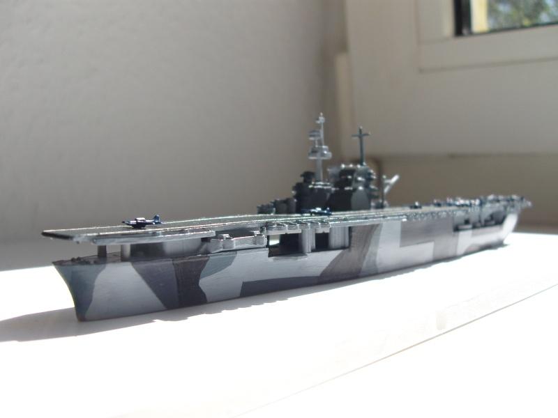 USS Enterprise CV 6 1/1200 Revell Sdc11121