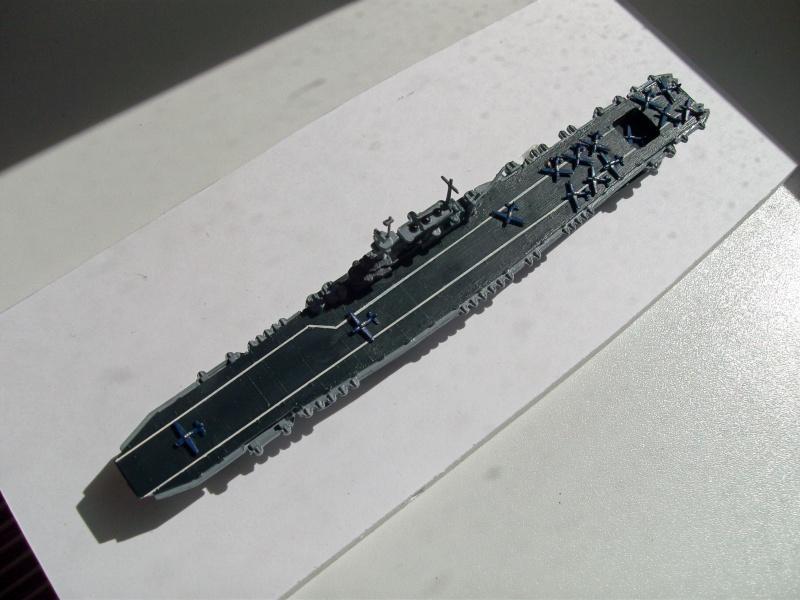 USS Enterprise CV 6 1/1200 Revell Sdc11122
