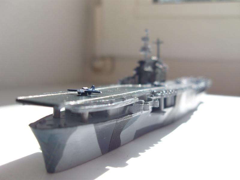USS Enterprise CV 6 1/1200 Revell Sdc11123