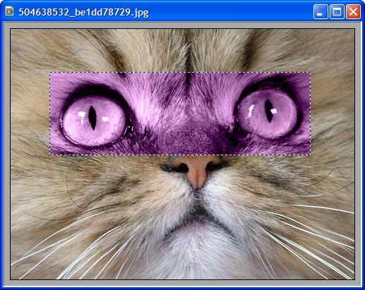Eleven; Colorisation des yeux . Sans_t78