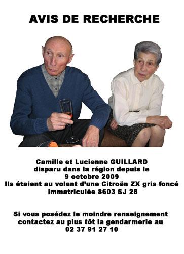AVIS DE RECHERHCE Camill10