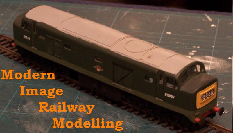 Modern Image Railway Modelling