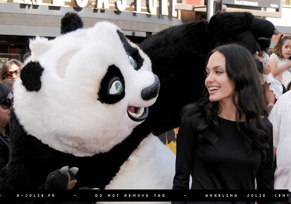Brad and Angelina Movie Premieres  02011