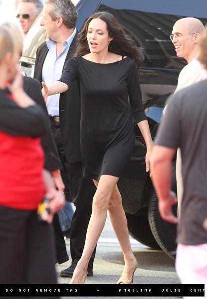 Brad and Angelina Movie Premieres  06610